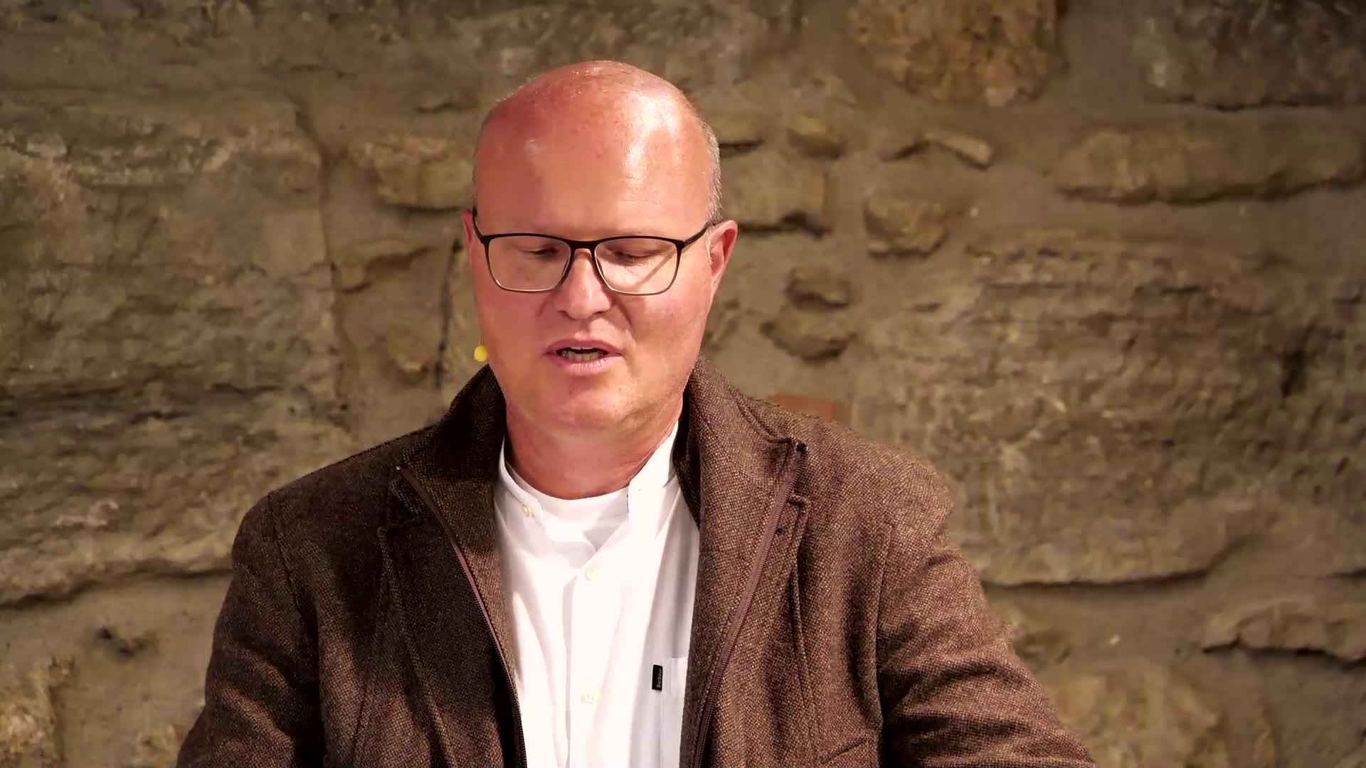 ALETHEIA Medienkonferenz 28. Mai 2021 - Dr. med. Andreas Heisler