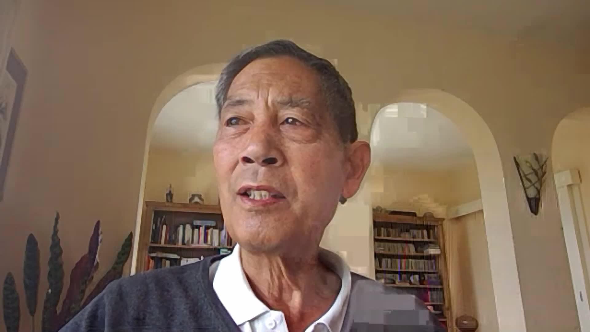 Videobotschaft - Prof. Dr. Sucharit Bhakdi - (lange Version mit Ton Problem)