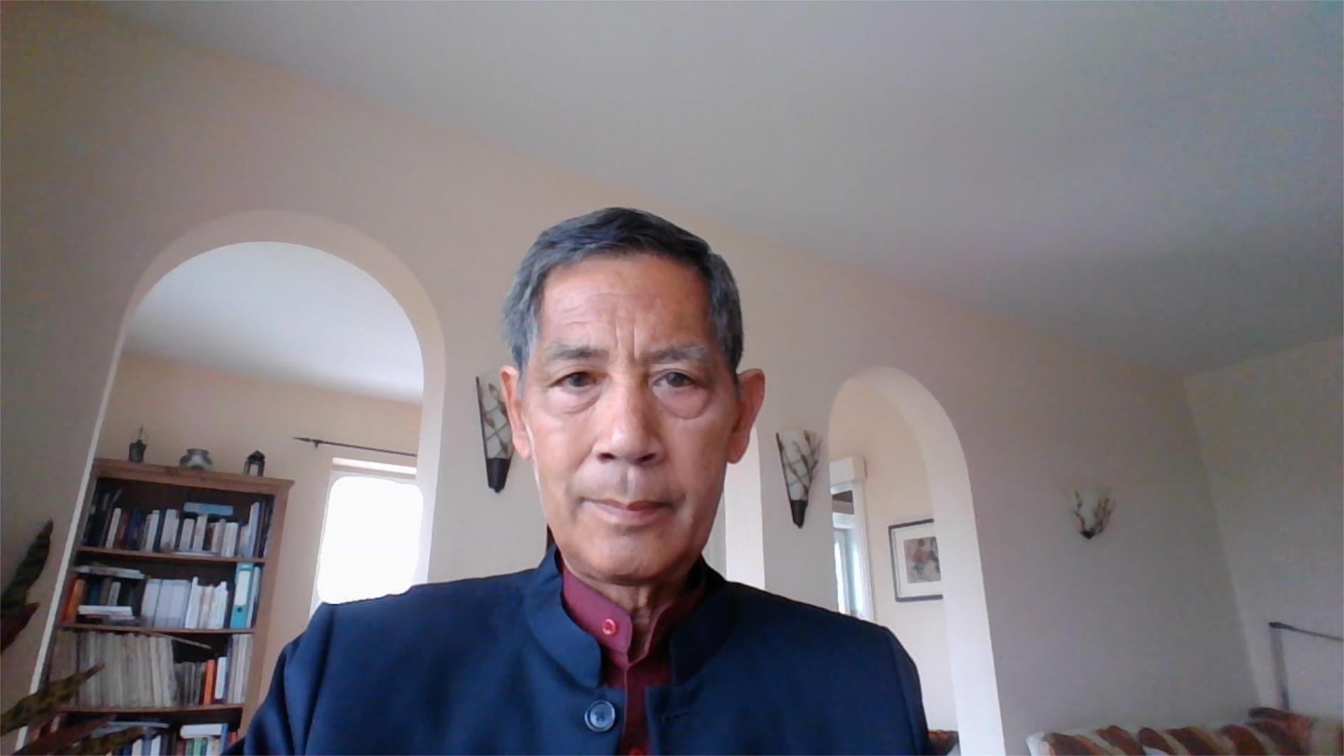 ALETHEIA Medienkonferenz 28. Mai 2021 - Prof. Dr. Sucharit Bhakdi